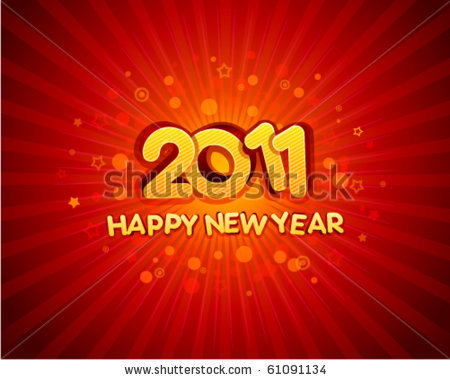stock-vector--d-happy-new-year-message-vector-background-eps-61091134